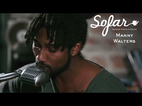 Manny Walters My Own Fault Sofar Cape Town