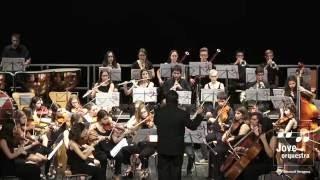 Jove Orquestra de la Diputació de Tarragona 2016 - L.v.Beethoven - Simfonia núm. 2