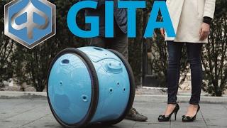 Gita by Piaggio - El robot inteligente que transportara nuestras pertenencias
