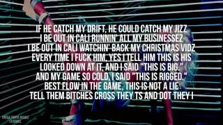 Nicki Minaj- Boss Ass Bitch Lyrics Video
