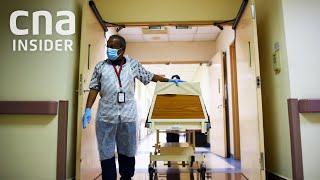 Inside The Hospital Mortuary | CNA Insider