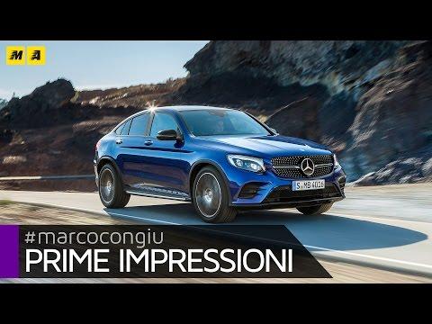 Mercedes GLC Coupé 250 d Primo Test ENGLISH SUB