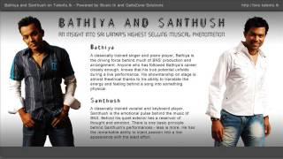 Hadawathe Pawuru Nidahase - Bathiya & Santhush