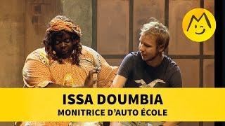 Issa Doumbia - Monitrice d'auto école