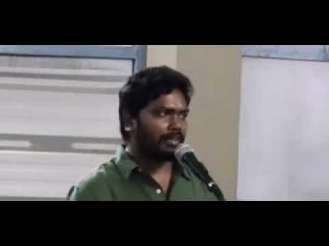 Pa Ranjith Speech about Kabali Failure