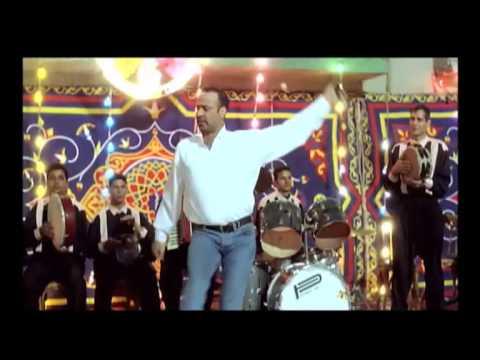 لاول مرة اغنية حب اية من فيلم اللمبي محمد سعد
