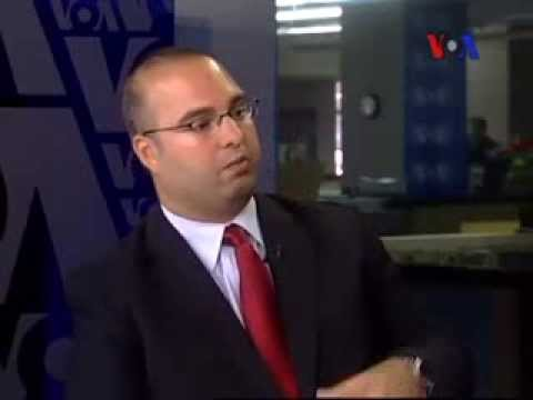 Cenk Sidar TGRT/VOA Interview (08/20/13)