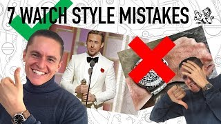 7 Mistakes That KILL Your Watch Style & The Ultimate Watch Snob Cure