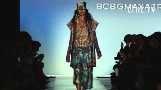 BCBG Max Azria New York Fashion Week Spring 2016