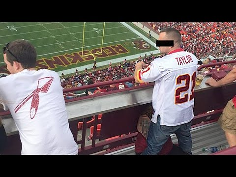 Xxx Mp4 Redskins Fans Getting Blow Jobs In The Stands 3gp Sex