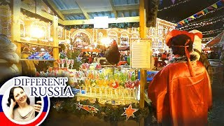 Russian Street Food. What You Must Try in Moscow