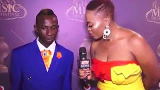 Patapas first interview after VGMA