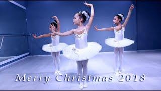 Merry Christmas 2018 - Jingle Bells Children Dance Version