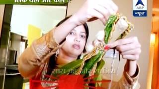 Rucha celebrates Gudi Padwa