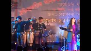 Dil Tu Hi Bata - Zubeen Stage Program 2014 Ahatguri