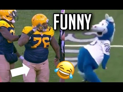 NFL Funniest Moments Of All Time HD