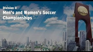 NCAA Championship Site Selections - Division II Soccer