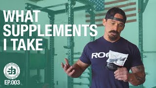 What Supplements I Take | Bridging the Gap Ep.003