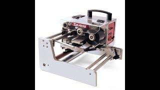 SAVEMA Autobag Printer on Autobagger in China Market