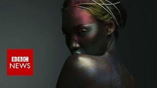 How a refugee become a Supermodel? - BBC News