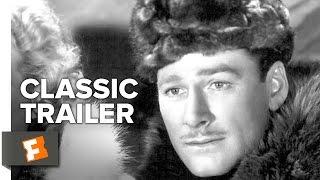 Northern Pursuit (1943) Official Trailer - Errol Flynn, Julie Bishop Movie HD