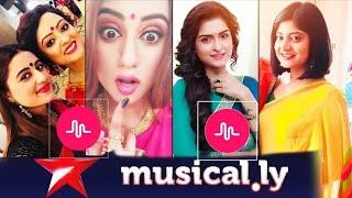 Star jalsha and zeebangla Serial Actress Musically part 2 | Swastika Dutta | Debaparna Chakraborty