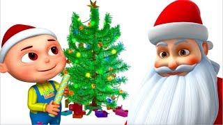 Zool Babies - Delayed Santa Episode (Christmas Special) | Videogyan Kids Shows | Zool Babies Series