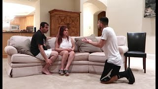 MY PARENTS ARE LEAVING ME PRANK!!