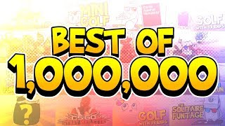 BEST OF 1,000,000! (Funny Moments)