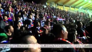 Sehati Sejiwa walau Lampu diPadamkan (Kelantan 6 vs 1 Johor)