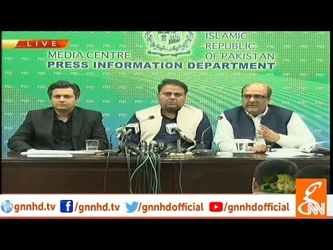 Xxx Mp4 Fawad Chaudhry Hammad Azhar Amp Shahzad Akbar Press Conference In Islamabad 14 April 2019 3gp Sex