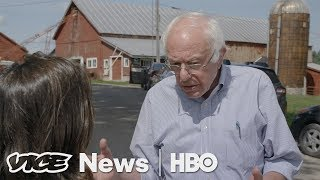 Bernie Sanders Still Wants To Transform The Democratic Party (HBO)