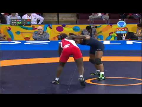 HD Brasil ganha primeira medalha na história na luta olímpica Pan de Toronto 2015