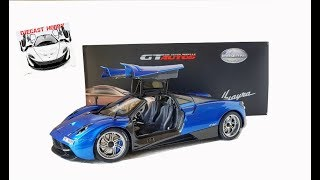 1/18 PAGANI HUAYRA GT AUTOS