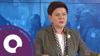 Beata Szydło o koalicji PO-PSL: 8 lat nie dbano o Polaków | OnetNews