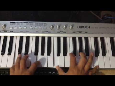 FÁCIL TOCAR SALSA EN EL PIANO Bién explicado