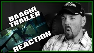 Baaghi Official Trailer Reaction | Tiger Shroff & Shraddha Kapoor