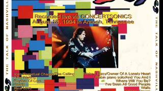 Yes live at Antioch [18-8-1994] - Full Show