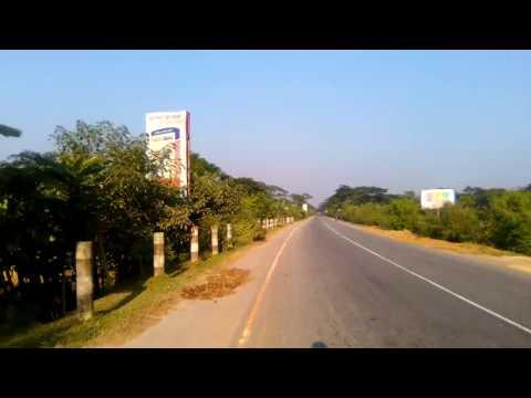 Barisal Road Bangladesh highway