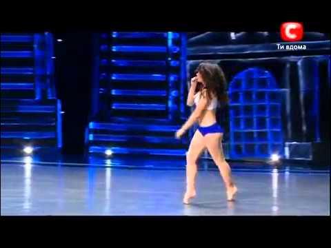 ukraine s got talent Anastasia Kolesnichenko