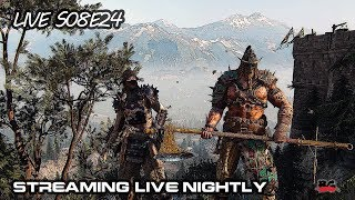 For Honor Gaming Live S08E24 01/13/2018