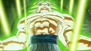 LEGENDARY SUPER SAIYAN CaC TRANSFORMATION - Dragon Ball Xenoverse 2 Mods   Pungence