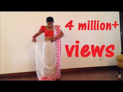 Xxx Mp4 How To Tie DOLA RE DOLA Saree From Devdas Sub 3gp Sex