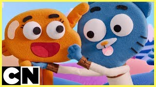 The Amazing World of Gumball | Part #1 | Waiting for Gumball