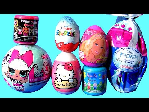 Xxx Mp4 Shimmer And Shine TOYS SURPRISE 2017 LOL Dolls Sanrio Hello Kitty Mashems Peppa Pig By Funtoys 3gp Sex