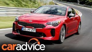 2018 Kia Stinger preview | CarAdvice