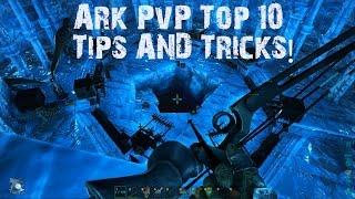 Ark PvP Top 10 Tips & Tricks Guide!