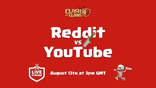 Reddit vs YouTube Coming Soon!