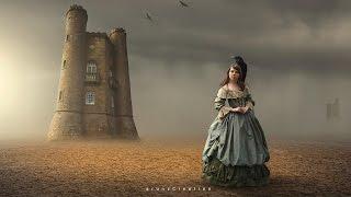 Photoshop Manipulation fantasy effects tutorial | Dark Clouds