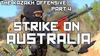 Milsim West The Kazakh Offensive Part 4: Strike On Australia (Echo 1 Red Star Covert)